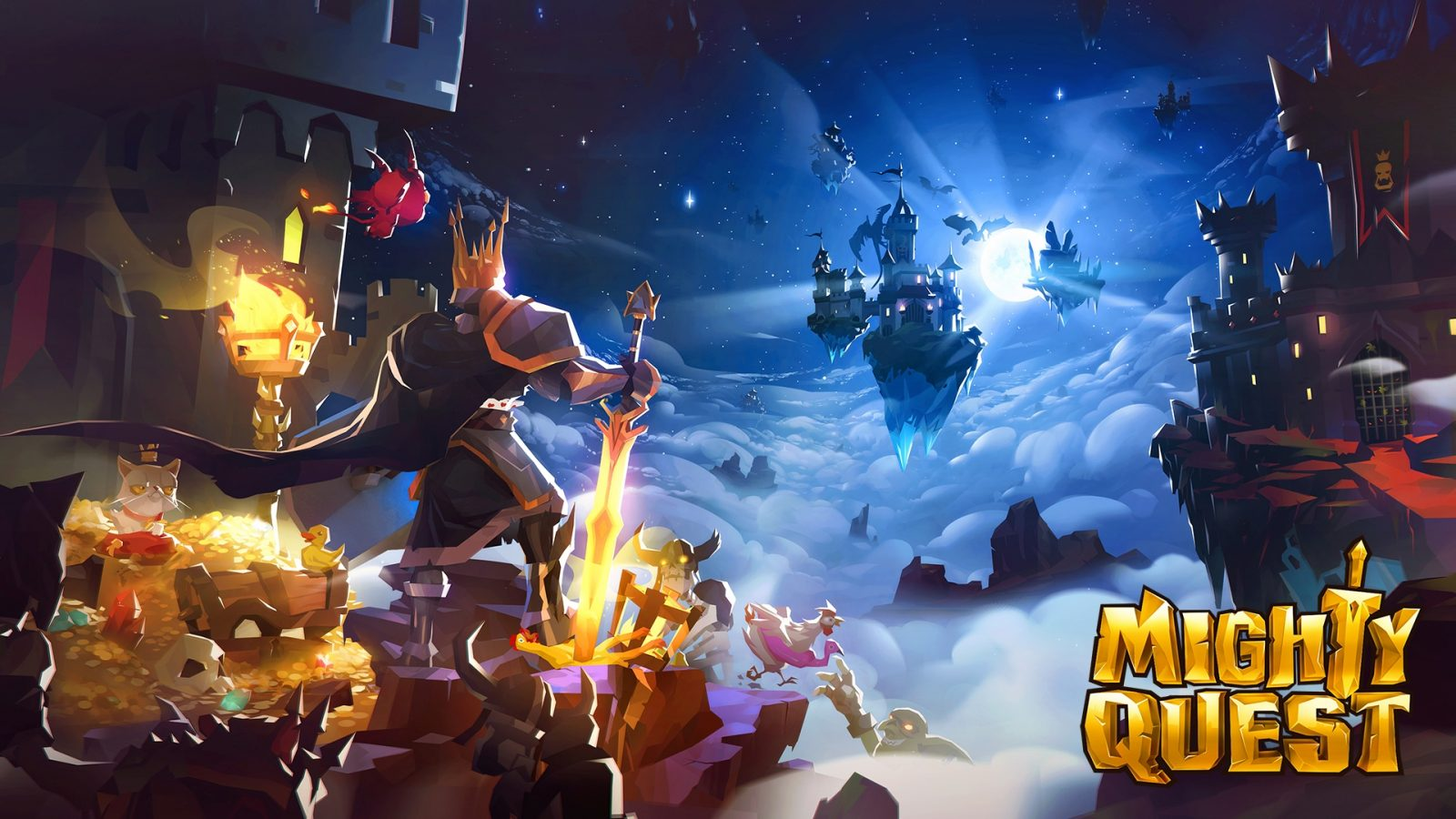 Mighty Quest For Epic Loot For iOS - First Impressions 1