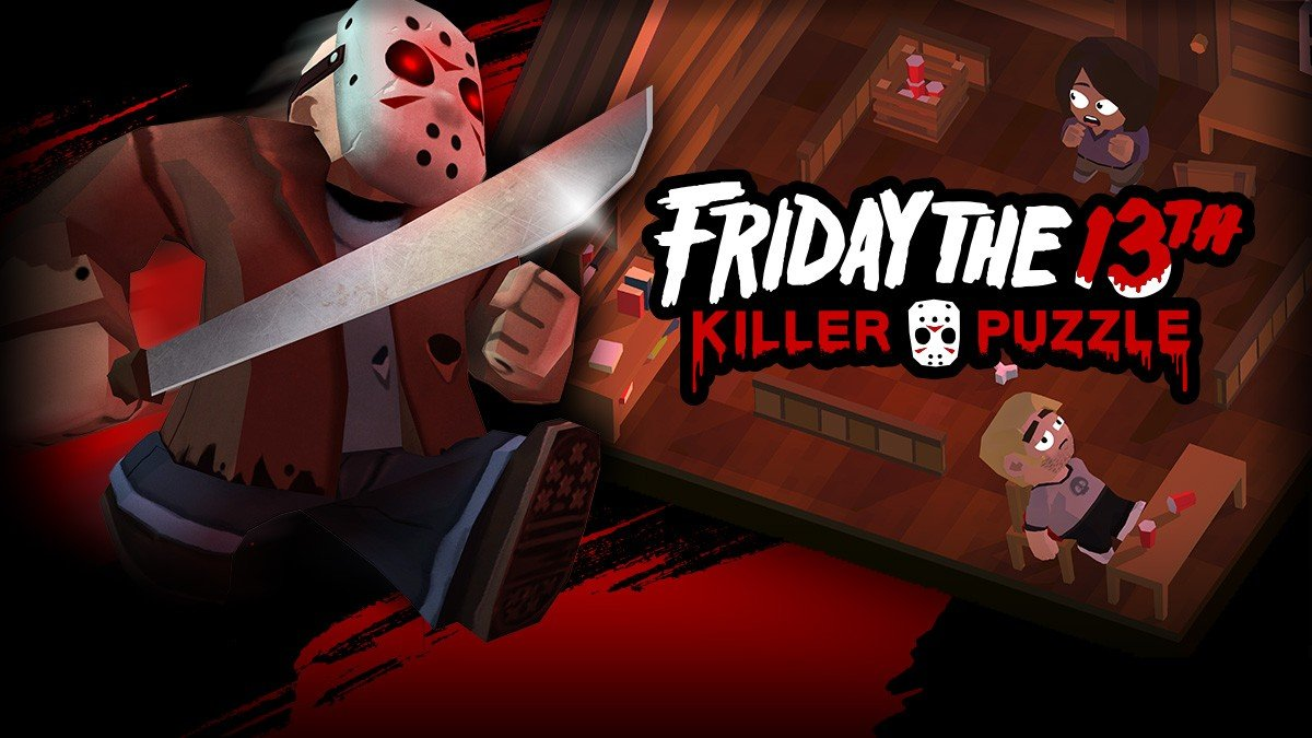 Game of The Day: Friday The 13th Killer Puzzle Game 1