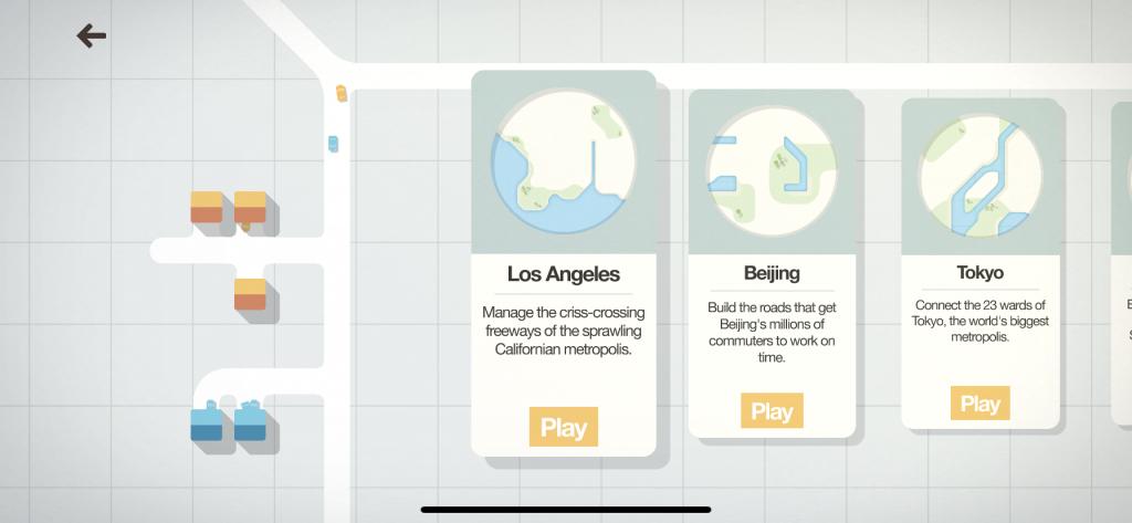 Apple Arcade: Featured Game - Mini Motorways 7