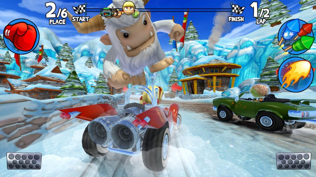 Best iOS & Android Racing Games (2019) 43