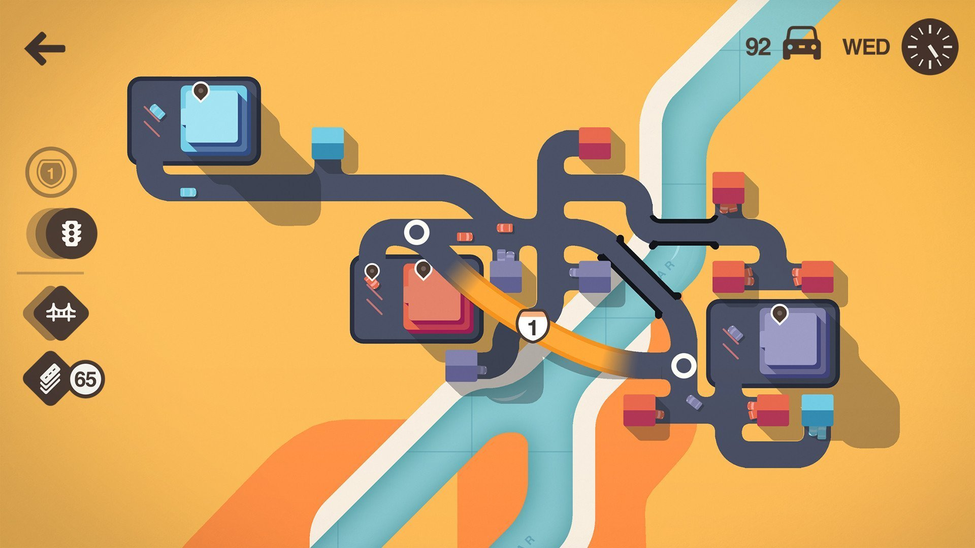 Apple Arcade: Featured Game - Mini Motorways​ 34