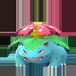 Pokemon Go Venusaur 1