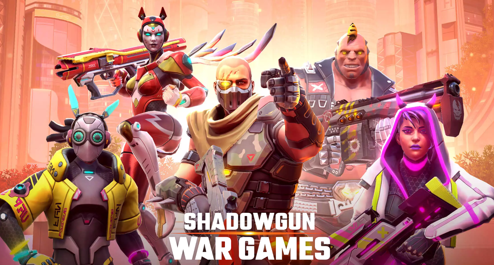 Shadowgun War Games: First Impressions - The Mobile Overwatch? 3